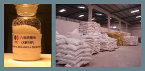 Sodium Hexametaphosphate CAS No.: 10124-56-8 pictures & photos