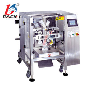 Refil Four Side Sealing Sample Packaging Machinery with Stainless Steel