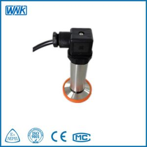 Smart 4-20mA Clamping Type Stainless Steel Cylindrical Pressure Transmitter pictures & photos