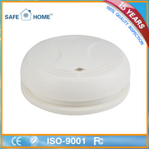 Smart Personal Photoelectric Smoke Fire Alarm for Home Security Systems