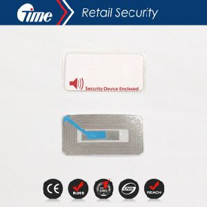 Ontime Rl4657 - Good Quality EAS 8.2MHz Security Soft Printed RF Paper Label pictures & photos