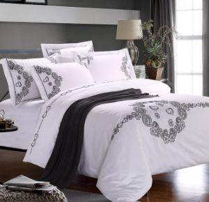 100% Egyptian Cotton Luxury Home Bed Sets (DPF1071300) pictures & photos