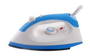 Sy-605 Dry Iron CB/Ce Approved Dry Iron with Basic Dry Ironing Function and with Ss or Non-Stick Teflon Coated Plate pictures & photos
