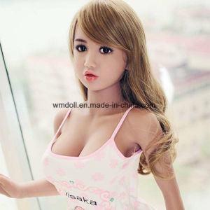 Real Silicone Sex Dolls for Man with Skeleton Love Dolls pictures & photos