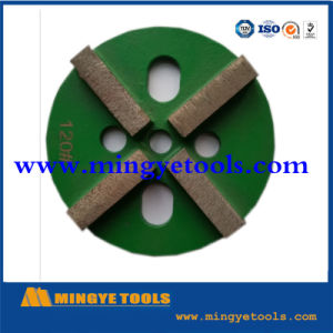 Medium Diamond Grinding Shoe Concrete Grinding Blade