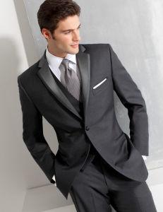 China Custom Made Design Mens Wedding Best Man Suit China Business