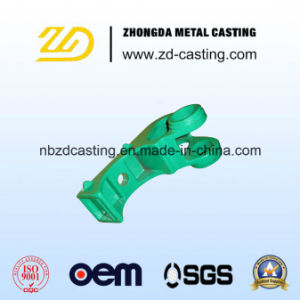 OEM Customized Railway Steel Casting Parts pictures & photos