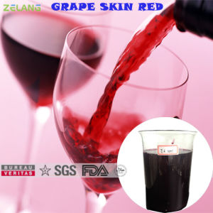 E4 Liquid Food Coloring Food Grade Color Grape Skin Red