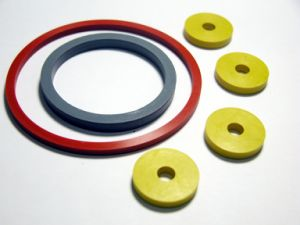 Rubber Cutting Gasket/Customize Rubber Gasket pictures & photos