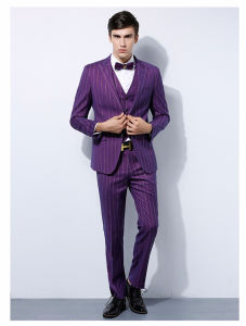 12+ Suits For Men Purple