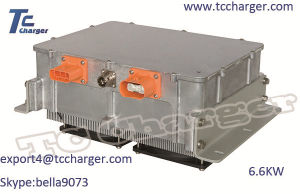 6 6kw On Board High Voltage Battery Charger E Bus