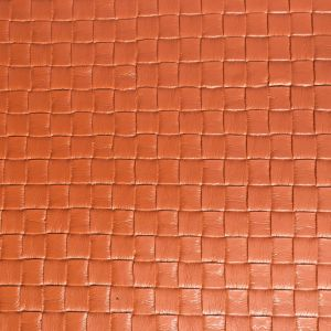 Yellow PVC Synthetic Leather for Handbag Upholstery