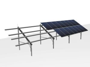 Ground PV Station Solar Mounting System/Panel Brackets pictures & photos