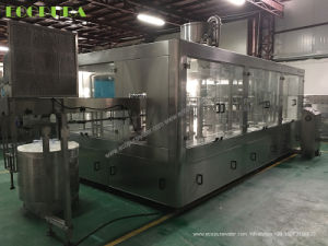 3-in-1 Monobloc Water Bottling Machine / Mineral Water Filling Line