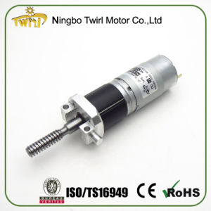 Wholesale 28mm Low Rpm High Torque DC Gearmotor pictures & photos