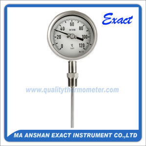 Industrial Bimetal Thermometer-Temperature Gauge-Household Bimetal Thermometer