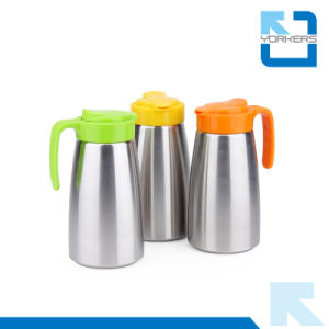1.6L Cheap Price Stainless Steel Cold Water Kettle pictures & photos
