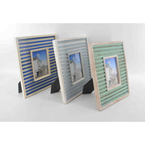 Marine Photo Frame Made of Wood for Home Decoration pictures & photos