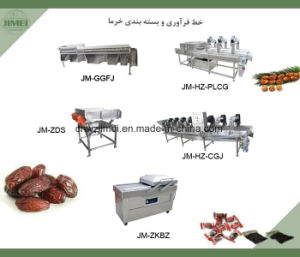 2017 Hot Sell Date Palm Processing and Packing Machine