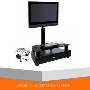 glass tv stand tv table tv rack tv lift rh sindatech cn 2016 en made in china com