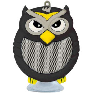 Mini Cute Portable Wireless Promotion Gift Bluetooth Sucker Owl Speaker Mobile Holder pictures & photos