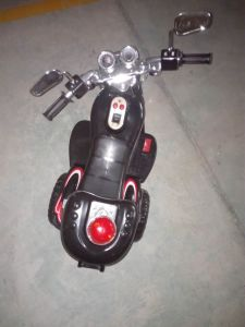 Motorcycle for Kids/Plastic Material Electric Motorcycle for Children pictures & photos