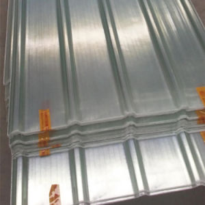 FRP Translucent Roofing Sheets/Transparent Corrugated Plastic Roofing Sheet/Clear Plastic Roof Covering