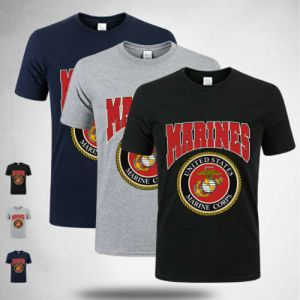 Fashion Breathable Us Army T-Shirt pictures & photos