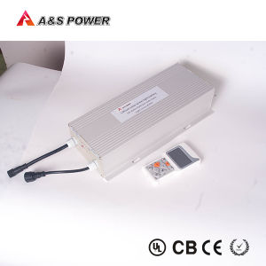 New 18650 12V 40ah Li-ion Battery Pack with IP66 Waterproof Aluminium Case pictures & photos