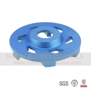Super Turbo Diamond Grinding Cup Wheel for Concrete pictures & photos