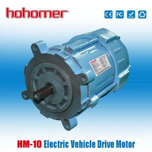 Hm 10 Kw High Torque Ac Brushless Motor For Electric Cars