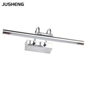 Stainless Steel Base Bathroom Mirror Light Wall Lamp 5W
