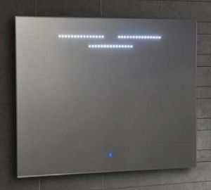 Illuminated Fogless Bathroom LED Mirrors (LZ-007)