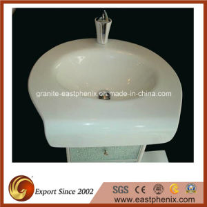 Artificial Stone Crystallized Galss Stone Bathroom Sink
