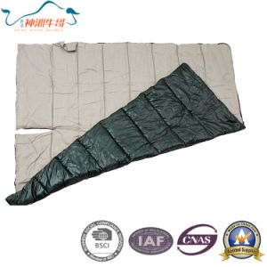 New Double Multifunction Envelope Warmth Sleeping Bag