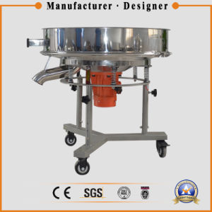 Rotary Glaze Vibrating Screen for Liquid pictures & photos
