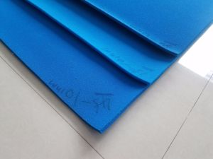 Silicone Sponge Rubber Sheet, Silicone Foam Rubber Sheet for Ironning Table pictures & photos