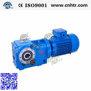 Hka Series Helical-Bevel Gear Motor Foot Mounted