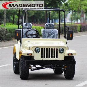China Newest Willys Mini Jeep Jw1501 for Sale 110cc 125cc 150cc 200cc Optional pictures & photos