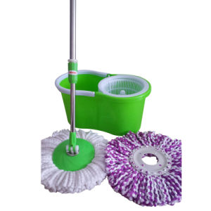 Double Devices Hand Press 360 Mop Bucket