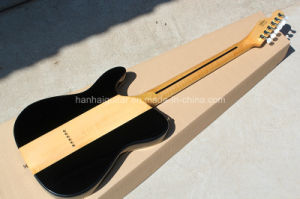 Hanhai Music / Sunburst Tele Style Electric Guitar with Body Binding pictures & photos