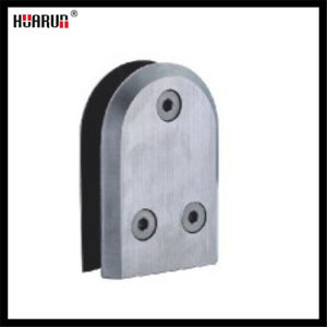 Round Shape Stainless Steel Glass Clamp Fixing Wall(HR1400A-4) pictures & photos
