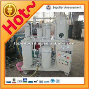 Vacuum Lube Oil Filtration Plant (TYA) pictures & photos