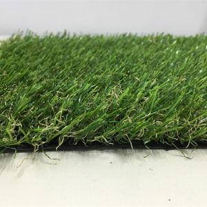 20mm Monofilament PE Plastic Synthetic Grass for Decoration pictures & photos