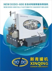 Automatic Can Body Welding Machine