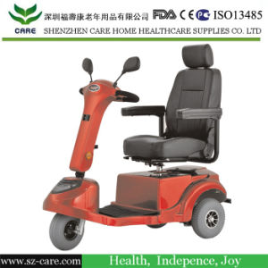 Electric Double Seat Mobility Scooter