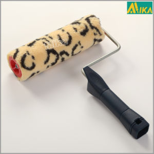 Acrylic Tiger Strips Paint Roller with Handle R0111-554018