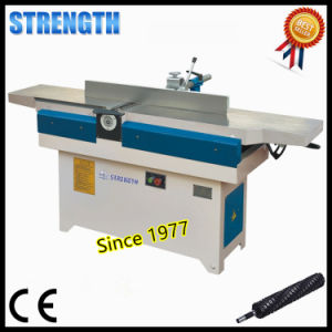 China Jointer Planer For Woodworking Tools With Spiral Cutter Head
