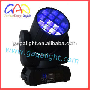 New LED 12X10W RGBW 4in1 Mini Beam Wash Moving Head Light pictures & photos