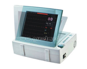 Hospital Use portable Patient Monitor pictures & photos